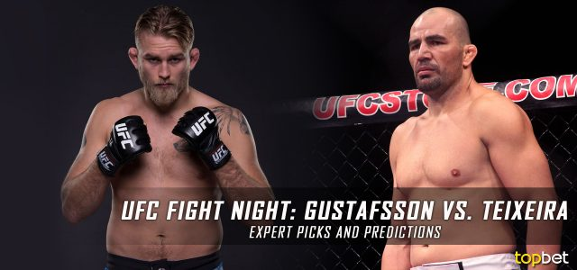 UFC Fight Night 109 Expert Picks and Predictions