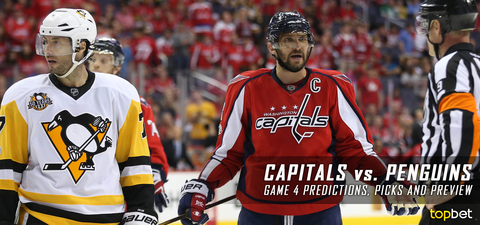 7f5c280bfcc Washington Capitals vs. Pittsburgh Penguins Predictions