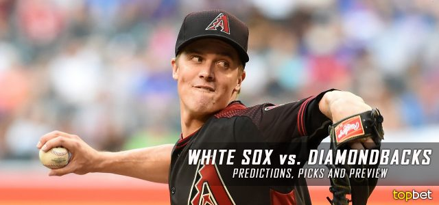 Chicago White Sox vs. Arizona Diamondbacks Predictions, Picks and MLB Preview – May 22, 2017