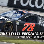 2017 Axalta presents the Pocono 400 Expert Picks and Predictions – NASCAR Betting Preview
