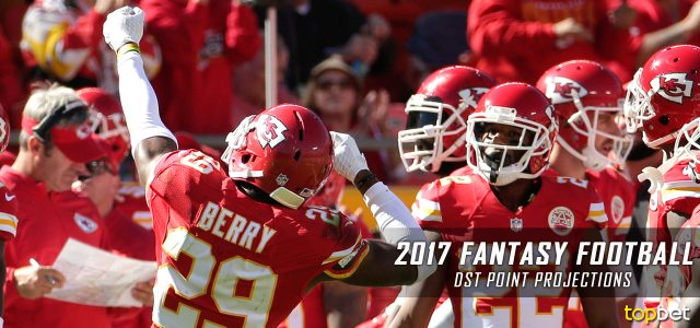 2017 Fantasy Football Defense and Special Teams Projections