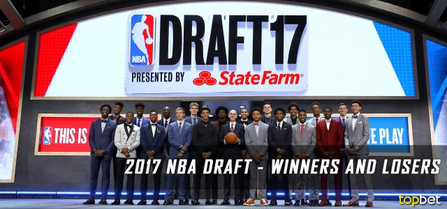 2017 NBA Draft Winners and Losers