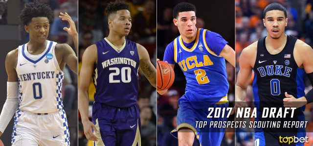 NBA Central Scouting – 2017 Draft Prospects