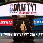 2017 NBA Writer's Mock Draft Predictions