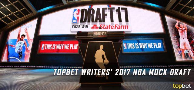 2017 NBA Writer's Mock Draft Predictions