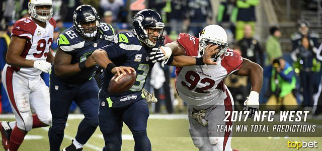 NFC West Team Win Total Predictions: 2017-18 NFL Season
