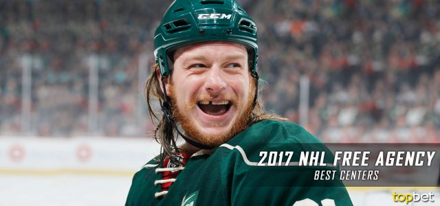 Best 2017 NHL Free Agent Centers