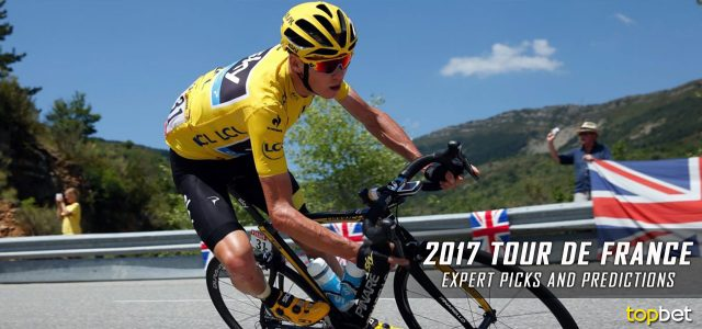 2017 Tour De France Expert Picks and Predictions