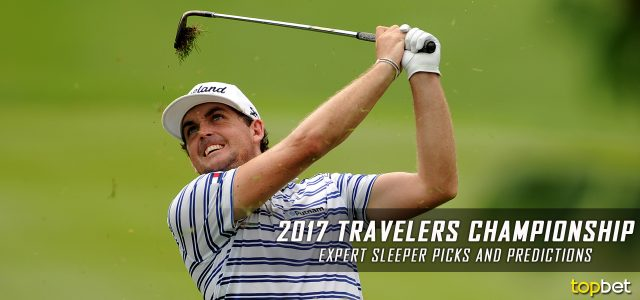 2017 Travelers Championship Expert Sleeper Picks and Predictions