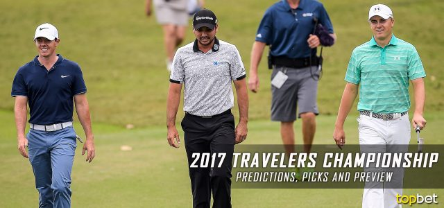 2017 Travelers Championship Predictions, Picks, Odds and PGA Betting Preview