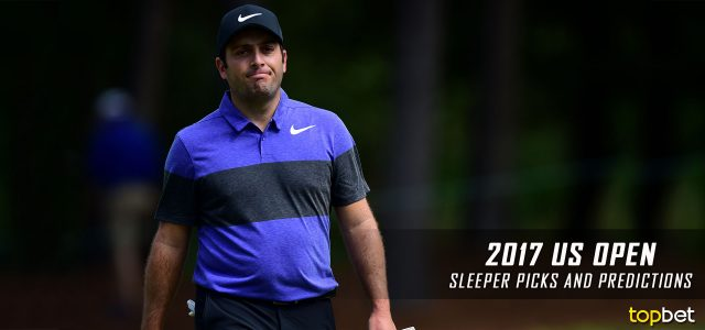 2017 U.S. Open of Golf Sleeper Picks, Predictions, Odds, and PGA Betting Preview
