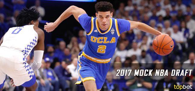 2017 NBA Mock Draft