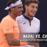 Rafael Nadal vs. Pablo Carreno Busta Predictions, Odds, Picks and Tennis Betting Preview – 2017 French Open Quarterfinals