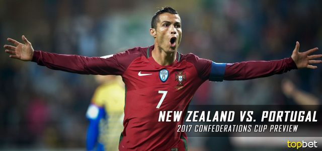 New Zealand vs. Portugal Predictions, Picks, Odds and Betting Preview – 2017 FIFA Confederations Cup