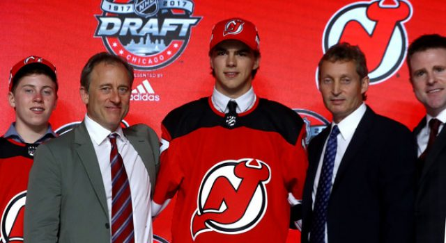 2017 NHL Draft Winners and Losers