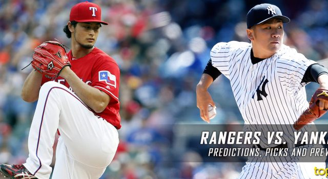 Texas Rangers vs. New York Yankees Predictions, Picks and MLB Preview – June 23, 2017