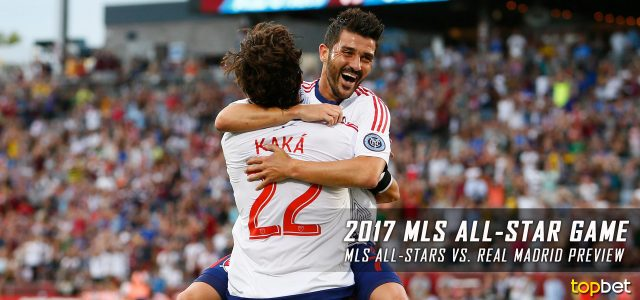 2017 MLS Soccer All-Star Game – MLS All-Stars vs. Real Madrid Predictions, Picks and Preview
