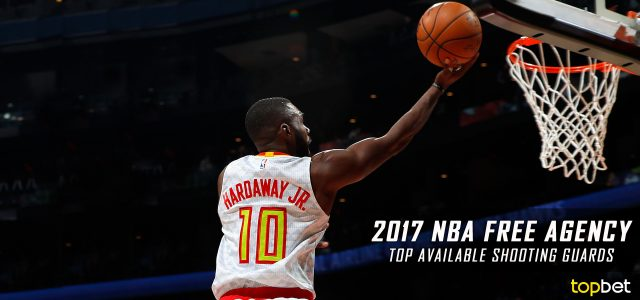 Best 2017 NBA Free Agent Shooting Guards