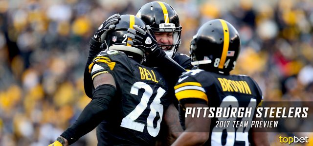 Pittsburgh Steelers 2017-18 NFL Team Preview