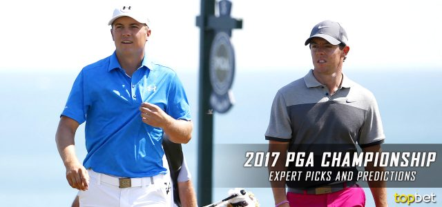 2017 PGA Championship Expert Picks and Predictions