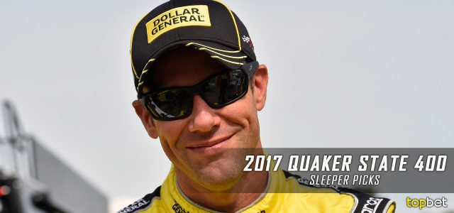 2017 Quaker State 400 Sleeper Picks and Predictions