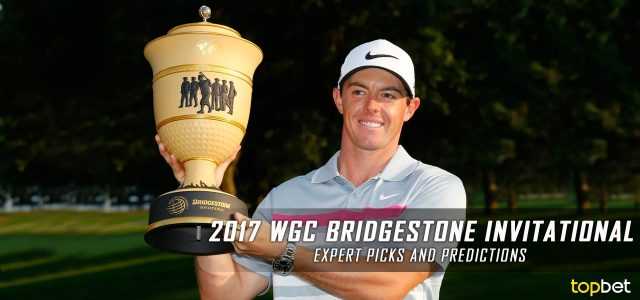 2017 WGC Bridgestone Invitational Expert Picks and Predictions – PGA Golf Betting Preview