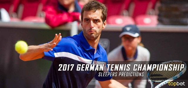 2017 German Tennis Championships Sleeper Picks and Predictions