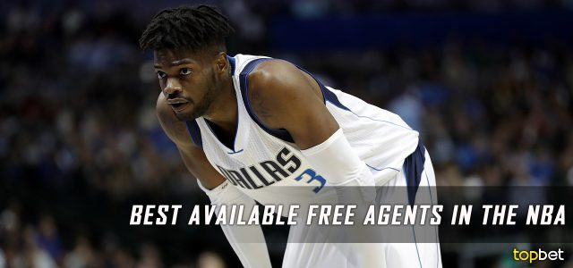 Best NBA Free Agents Still Available