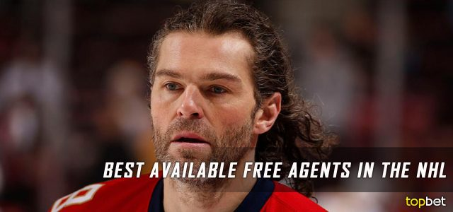 Best NHL Free Agents Still Available