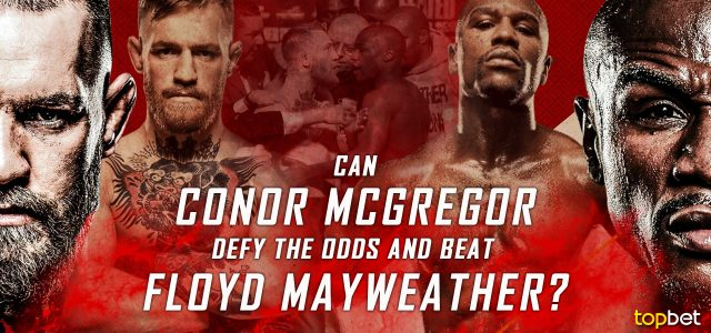 Can Conor McGregor Beat Floyd Mayweather Jr?