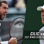 Marin Cilic vs. Sam Querrey Predictions, Odds, Picks, and Tennis Betting Preview – 2017 Wimbledon Semifinals