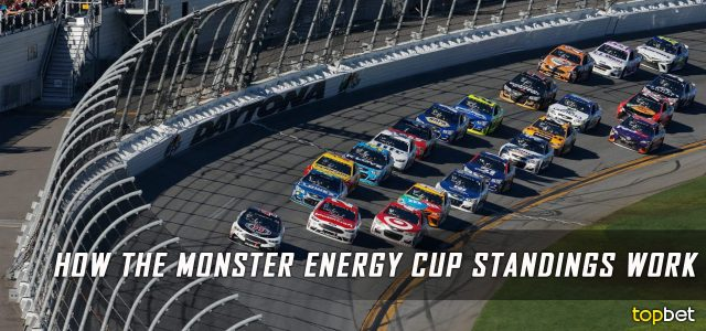 How the Monster Energy Cup Standings Work