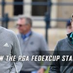 How the PGA FedExCup Standings Work