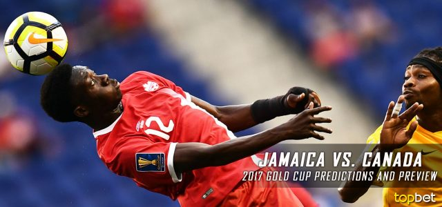 Jamaica vs. Canada Predictions, Picks, Odds and Betting Preview – 2017 CONCACAF Gold Cup Quarterfinals