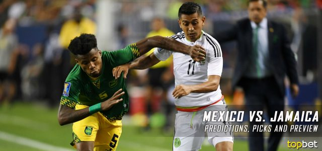 Mexico vs. Jamaica Predictions, Picks, Odds and Betting Preview – 2017 CONCACAF Gold Cup Semifinals