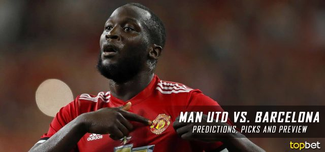 Manchester United vs. Barcelona Predictions, Picks, Odds and Betting Preview – 2017 Preseason