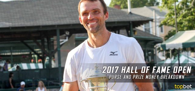2017 Dell Technologies Hall of Fame Open Purse and Prize Money Breakdown