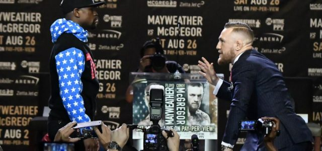 The Entire Floyd Mayweather Jr – Conor McGregor Press Conference Tour Schedule