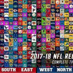 Complete TV Schedule for the 2017-18 NFL Regular Season