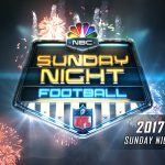 2017 NFL Sunday Night Football Schedule
