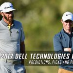 2017 Dell Technologies Championship Predictions, Picks, Odds and PGA Betting Preview