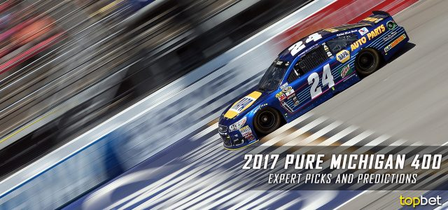 2017 Pure Michigan 400 Expert Picks and Predictions