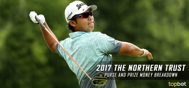 2017 The Northern Trust Purse and Prize Money Breakdown