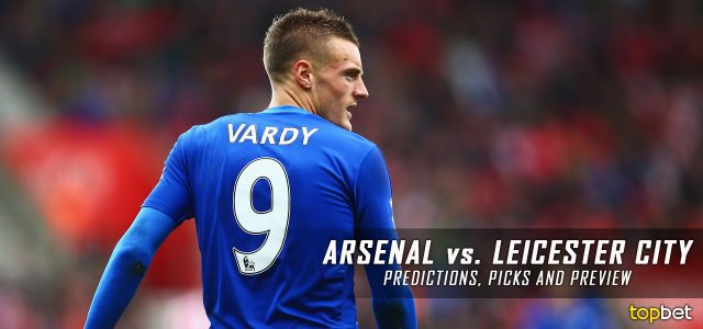 Arsenal vs. Leicester City Predictions, Odds, Picks and Premier League Betting Preview – August 11, 2017