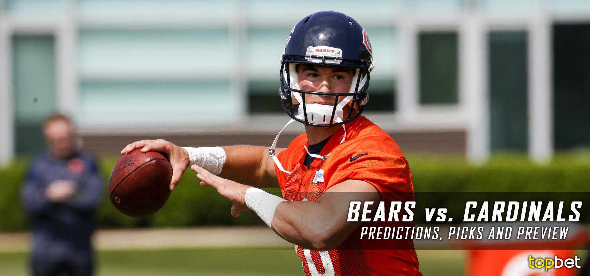 Bears vs Cardinals 2017 NFL Preseason Predictions & Preview