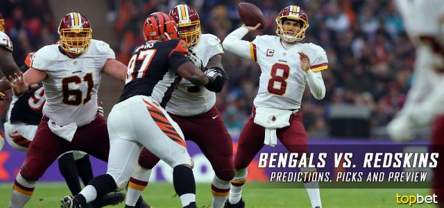 Cincinnati Bengals vs. Washington Redskins Predictions, Picks, Odds and Betting Preview – 2017 NFL Preseason Week Three