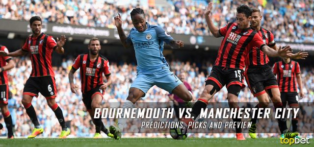 Bournemouth vs. Manchester City Predictions, Odds, Picks and Premier League Betting Preview – August 26, 2017