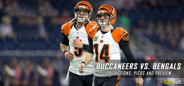 Tampa Bay Buccaneers vs. Cincinnati Bengals Predictions, Picks, Odds and Betting Preview – 2017 NFL Preseason Week One