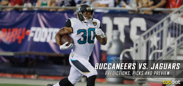 Tampa Bay Buccaneers vs. Jacksonville Jaguars Predictions, Picks, Odds and Betting Preview – 2017 NFL Preseason Week Two