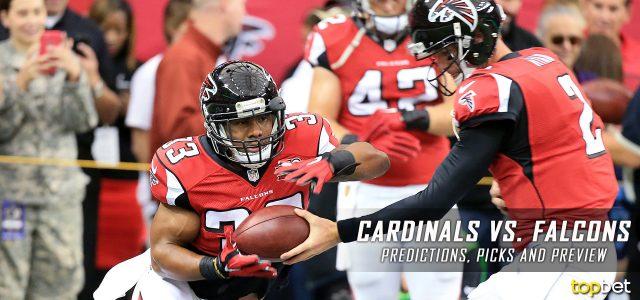 Arizona Cardinals vs. Atlanta Falcons Predictions, Picks, Odds and Betting Preview – 2017 NFL Preseason Week Three